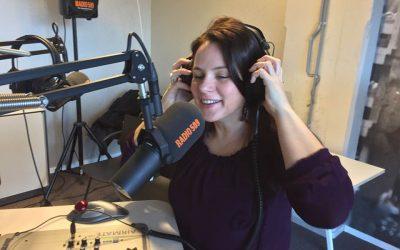 Annemiek te gast bij Nieuws & Co NPO Radio1