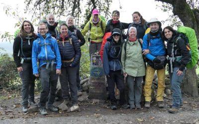 Mede-organisator Annemiek blikt terug op Camino Anders Bekeken 2019