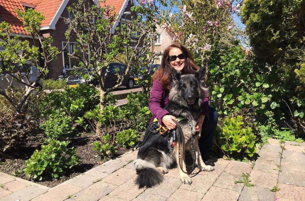 Annemiek vraagt om afstand via RTV-NH