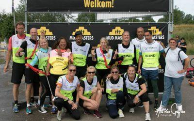 Annemiek overwon Mud Masters 2021