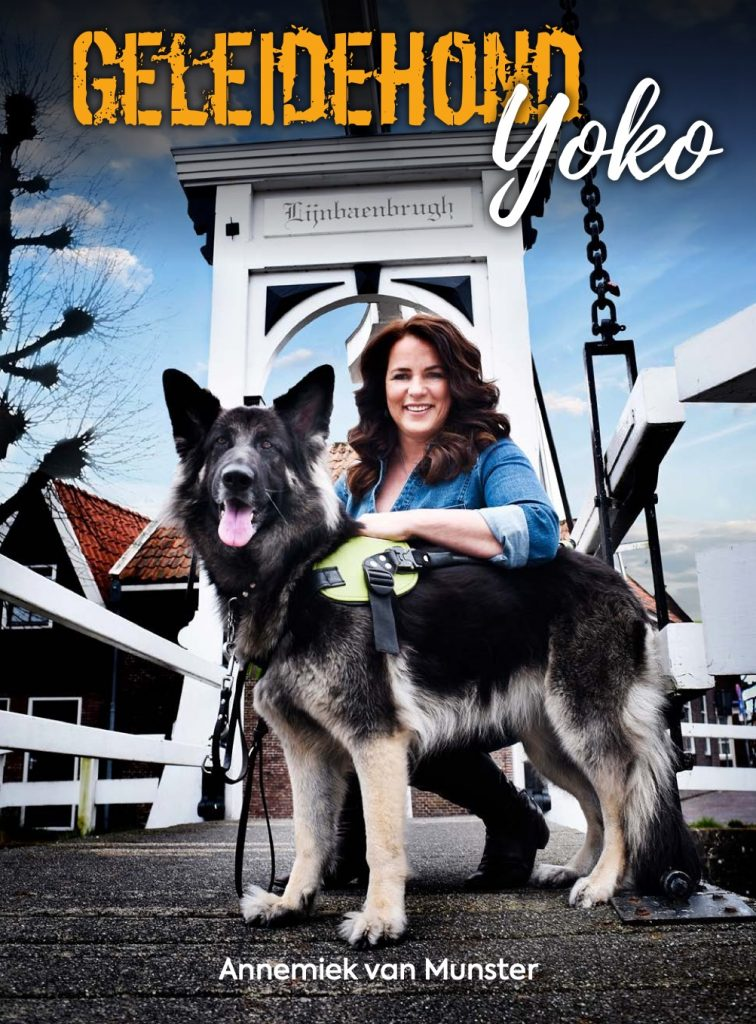 Cover Geleidehond Yoko